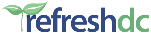 Refresh DC logo